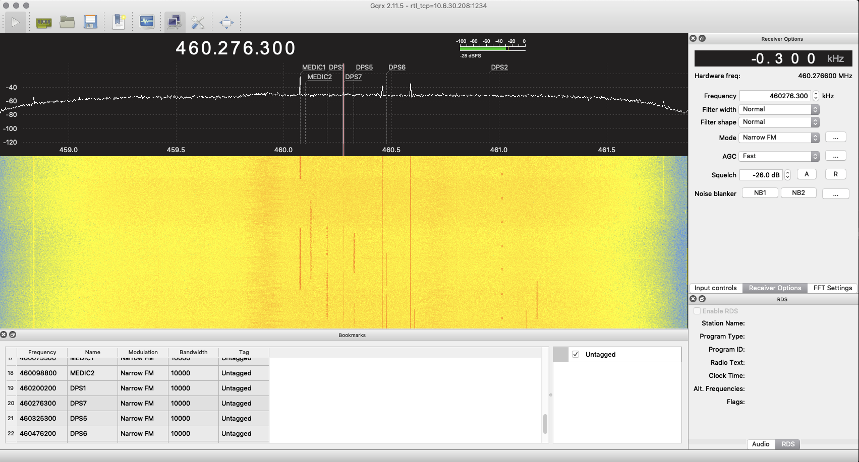 Software Defined Radio with Raspberry Pi (Part1) – Stephen Blinick's Blog
